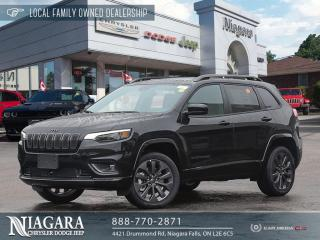 New 2021 Jeep Cherokee High Altitude for sale in Niagara Falls, ON
