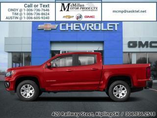New 2021 Chevrolet Colorado LT for sale in Kipling, SK
