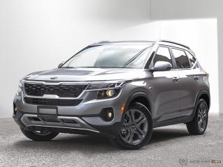 New 2021 Kia Seltos EX AWD for sale in Kitchener, ON