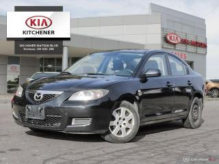 Used 2007 Mazda MAZDA3 GS  AS TRADED for sale in Kitchener, ON