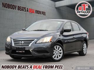 Used 2014 Nissan Sentra 1.8 S for sale in Mississauga, ON