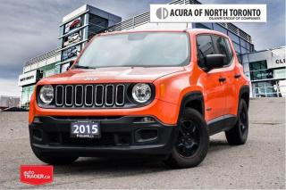 Used 2015 Jeep Renegade Sport No Accident  Winter Tires Included  Sold As for sale in Thornhill, ON