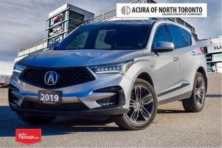 Used 2019 Acura RDX A-Spec at No Accident| Apple Carplay| 7Yrs Warrant for sale in Thornhill, ON