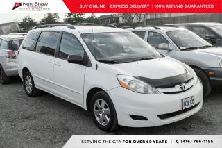 Used 2007 Toyota Sienna 7 PASSENGER for sale in Toronto, ON