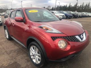 Used 2015 Nissan Juke SV AWD for sale in Charlottetown, PE