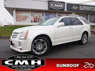 Used 2009 Cadillac SRX LEATH P/SEATS P/GATE HTD-SEATS ROOF for sale in St. Catharines, ON