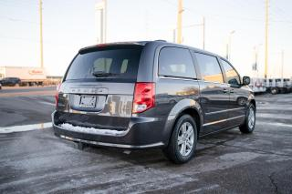 Used 2017 Dodge Grand Caravan Crew NAVI/LEATHER/DVD/POWER DOORS for sale in Concord, ON