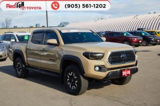 Used 2018 Toyota Tacoma TRD Off Road for sale in Hamilton, ON
