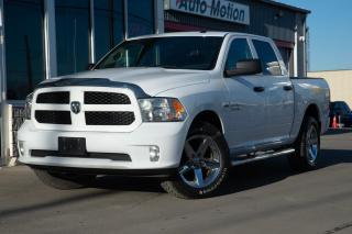 Used 2018 RAM 1500 ST CLEAN BACKUP CAMERA GOOD CONDITION! for sale in Chatham, ON