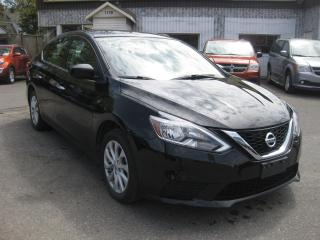 Used 2017 Nissan Sentra SV AC Sunroof Reverse Cam PM PL PW Cruise for sale in Ottawa, ON