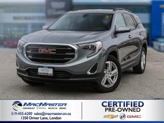 Used 2018 GMC Terrain SLE for sale in London, ON