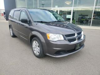 Used 2015 Dodge Grand Caravan SE/SXT Dual Climate, Stow'n Go, No Accidents! for sale in Ingersoll, ON