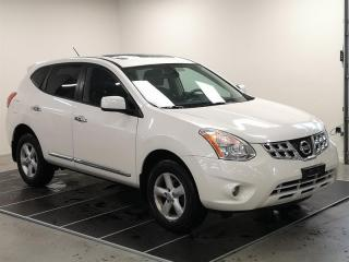 Used 2013 Nissan Rogue S FWD CVT for sale in Port Moody, BC
