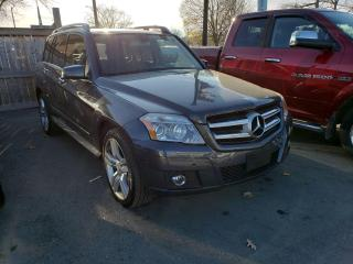 Used 2010 Mercedes-Benz GLK-Class GLK 350*NAV*PANORAMIC ROOF*REAR CAM*AWD* for sale in Hamilton, ON