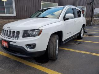 Used 2016 Jeep Compass High Altitude-