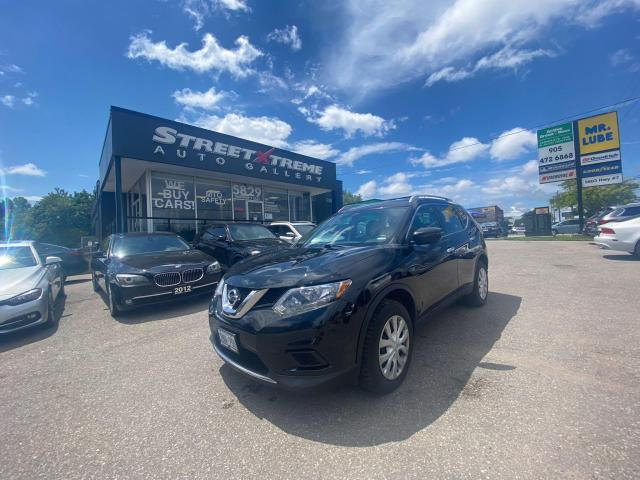 2016 Nissan Rogue AWD LEATHER