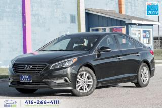 Used 2017 Hyundai Sonata 2.4L GLS|Bluetooth|Sunroof|No accidents| for sale in Bolton, ON
