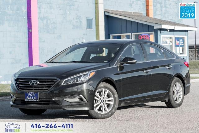 2017 Hyundai Sonata 2.4L GLS|Bluetooth|Sunroof|No accidents|