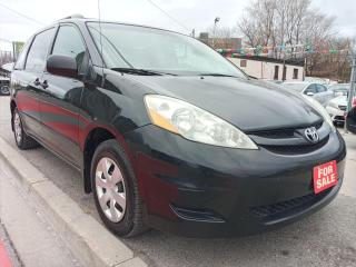 Used 2010 Toyota Sienna CE-7SEATS-ONE OWNER- SERVICED BY TOYOTA DEALERSHIP for sale in Scarborough, ON