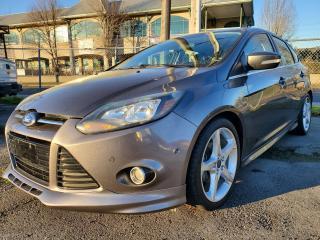 Used 2014 Ford Focus Titanium, LOCAL, 1 OWNER for sale in Surrey, BC