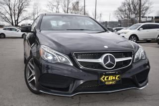 Used 2016 Mercedes-Benz E-Class E 400 for sale in Oakville, ON