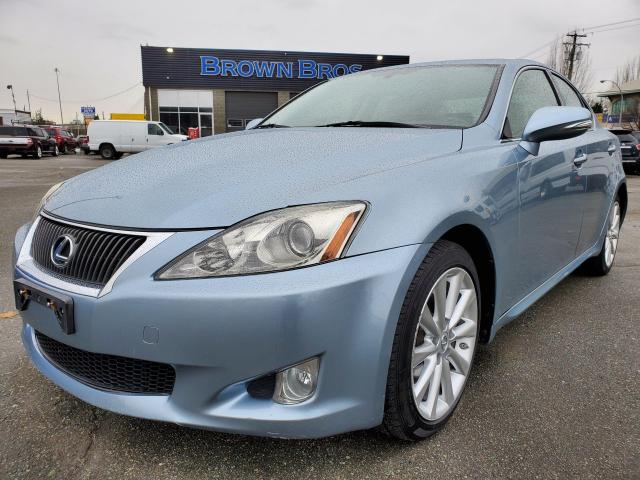2009 Lexus IS 250 Local, Accident free, AWD