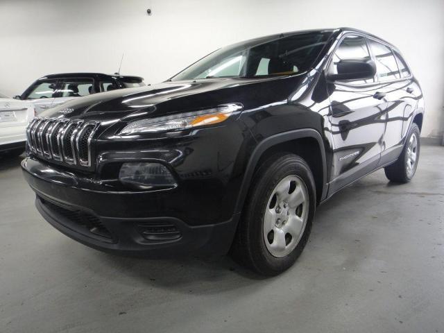 2015 Jeep Cherokee Sport Awd