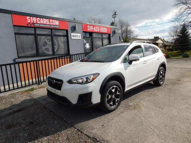 2018 Subaru Crosstrek Convenience|AWD|BLUETOOTH|BACKUP CAMERA