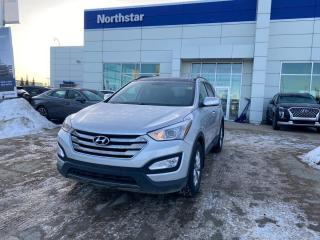 Used 2014 Hyundai Santa Fe Sport SE TURBO/NEWENGINE/AWD/LEATHER/PANOROOF/HEATEDSEATSANDSTEERING for sale in Edmonton, AB