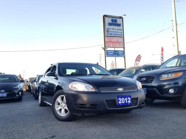 2012 Chevrolet Impala No accident | LS Model | Excellent condition