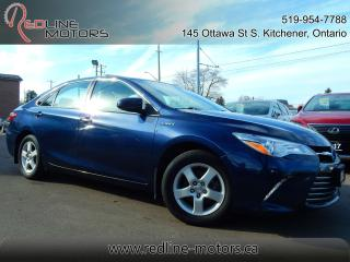 Used 2016 Toyota Camry XLE Hybrid.Navi.Camera.BlindSpot.LaneAssist.Radar for sale in Kitchener, ON