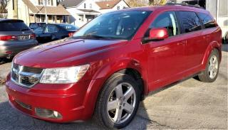 Used 2010 Dodge Journey SXT for sale in St. Catharines, ON