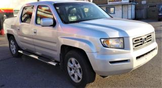 Used 2007 Honda Ridgeline EX-L for sale in St. Catharines, ON