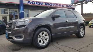 Used 2015 GMC Acadia SLE for sale in Hamilton, ON