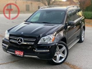 Used 2012 Mercedes-Benz GL-Class GL 350 BlueTec for sale in Burlington, ON