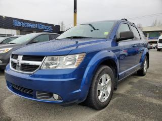 Used 2010 Dodge Journey LOCAL, SE for sale in Surrey, BC