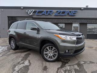 Used 2015 Toyota Highlander XLE LOADED for sale in Calgary, AB