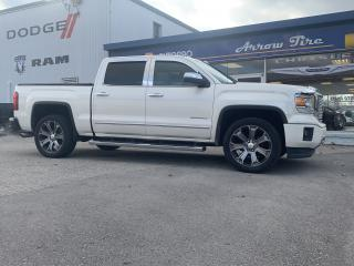 Used 2015 GMC Sierra 1500 Denali for sale in Aylmer, ON
