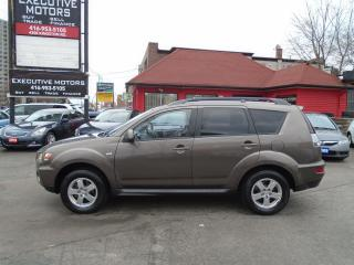 Used 2012 Mitsubishi Outlander ES/ 4X4 / ONE OWNER / NO ACCIDENT / SUPER CLEAN for sale in Scarborough, ON