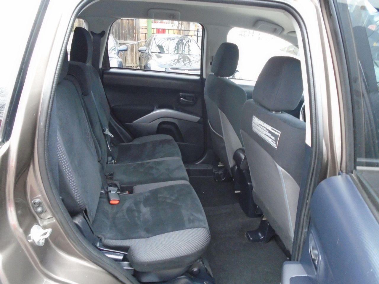 2012 Mitsubishi Outlander