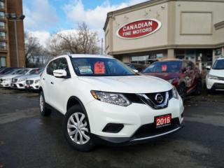 Used 2016 Nissan Rogue S for sale in Scarborough, ON