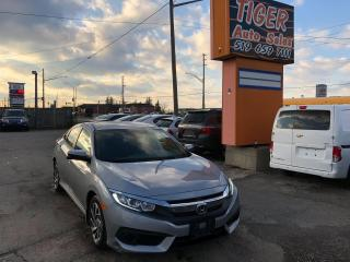 Used 2018 Honda Civic EX**NO ACCIDENTS**BACKUP CAMERA**RADAR CRUISE for sale in London, ON