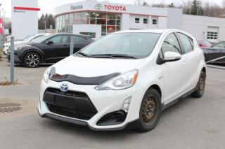 Used 2017 Toyota Prius c Hayon 5 portes for sale in Shawinigan, QC
