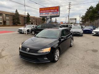 Used 2015 Volkswagen Jetta HIGHLINE for sale in Toronto, ON