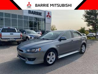 Used 2014 Mitsubishi Lancer SE for sale in Barrie, ON