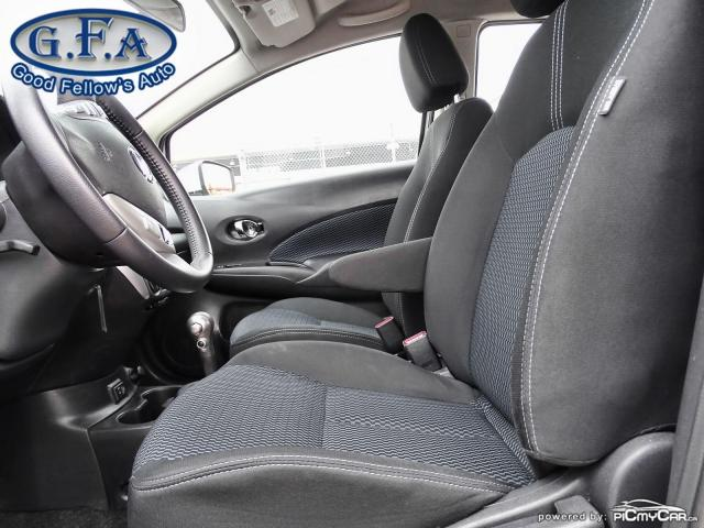 2019 Nissan Versa Note SV MODEL, REARVIEW CAMERA, HEATED SEATS, BLUETOOTH Photo7