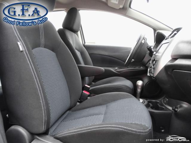 2019 Nissan Versa Note SV MODEL, REARVIEW CAMERA, HEATED SEATS, BLUETOOTH Photo9