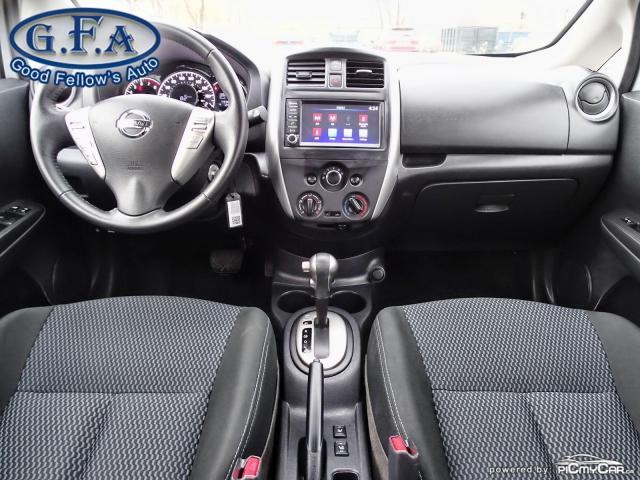 2019 Nissan Versa Note SV MODEL, REARVIEW CAMERA, HEATED SEATS, BLUETOOTH Photo10