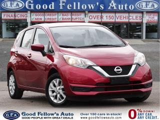 Used 2019 Nissan Versa Note SV MODEL, REARVIEW CAMERA, HEATED SEATS, BLUETOOTH for sale in Toronto, ON