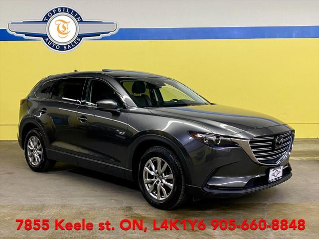 2018 Mazda CX-9 GS-L AWD, Navi, Active Cruise, Blind Spot